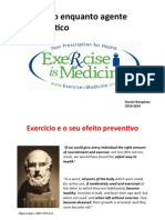 1-Exercício Enquanto Agente Terapêutico