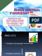 Analisisverticalyhorizontal 140114164723 Phpapp02 (1)