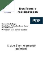Nuclídeos e Radioatividade Natural - 2015 -2