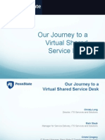 Our Journey to a Shared Virtual Service Desk  (289132714)