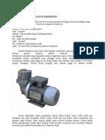 Perbedaan Pompa Dan Kompresor