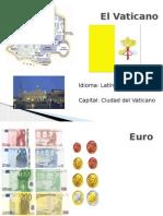 Vaticano y Monaco