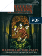 WOD - Vampire - The Dark Ages - Libellus Sanguinis 1