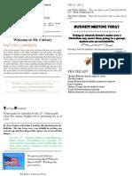2015-11-08-mt  calvary bulletin