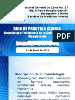 GPC Hipoglucemia CENETEC