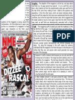 Dizzie Rascal Analysis
