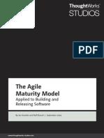 Agile - Agile Maturity Model