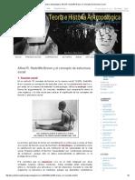 Teoría e Historia Antropológica_ Alfred R