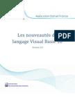Les nouveautés du langage Visual Basic 10.pdf