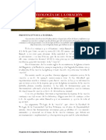 PROGRAMA DE TEOLOGÍA DE LA ORACIÓN