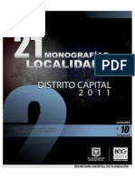 Monografia Engativa 2011
