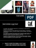film genre - cult presentation pdf