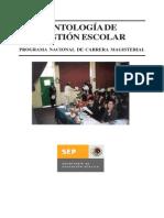 ANTÚNEZ, Serafín La Participación de Las Familias en La Escuela