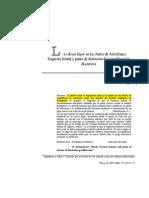 """GALLEGO, J. (2006) """"Los dissoì lógoi en las Nubes de Aristófanes. Esquema formal y punto de detención de la proliferación discursiva"""".pdf"""