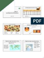 Origem, Dispersao e Evolucao Da Citricultura 2013 Revisado