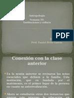 Semana 10. Instituciones y cultura.pptx