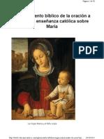 Fundamento Biblico Maria