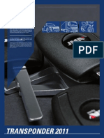 JMA Product Catalog 2011