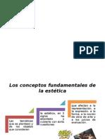 Conceptos Fundamentales de La Estetica Parrafo 3