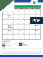 5. Calendario Operacional Uniderp 2015.2