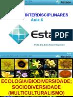 ecologia biodiversidade sociodiversidade