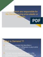 ECO - Price Elasticty
