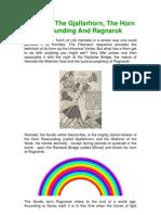 Heimdal the Gjallarhorn the Horn Resounding and Ragnarok by Ormungandr Melchizedek