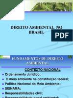 Aula 1_introdução Direito Ambiental Brasil