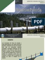 Grupo a1 Linea Piezometrica
