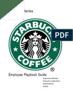 Starbucks Partner Manual