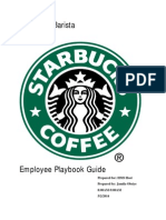 Starbucks Partner Manual