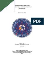 Proposal Pengajuan Judul 3133111022
