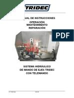 mantenimiento hidraulico