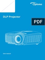 Eh415st Projector