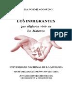 Los Inmigrantes que eligieron vivir en La Matanza