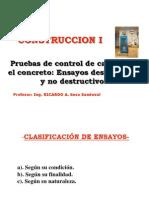 Controles Del Concreto
