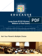 Large-Scale BYOD Wireless LMS Midterm and Final Exams (289157590)
