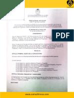 Reprogramada Elecccion de Representantes Por Carrera