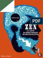 Zen E a Arte Da Manutencao de M - Robert M