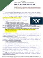Portaria ANP 170, de 26.11.1998 - DOU 27.11.1998
