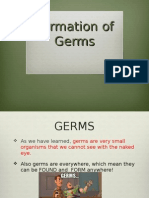 formation of germ lesson