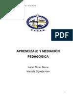 Libro Aprendizaje y Mediación Pedagógica [1]