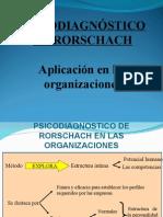Rorschach Organizacional