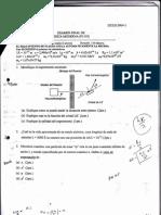 Examen Fisica Moderna UNI