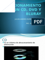 Funcionamiento de Un CD, Dvd y Bluray (1)