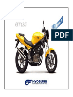 Manual Despiece hyosung