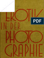 Die Erotik in Der Photographie