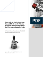 Pharmaceuticals Industry Manual
