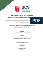Propiedades psicométricas de la Escala de Cohesión y Adaptabilidad Familiar FACES IV en alumnos El Milagro
