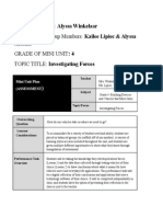mini unit  total document